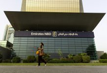 Abu Dabi; Emirates NBD