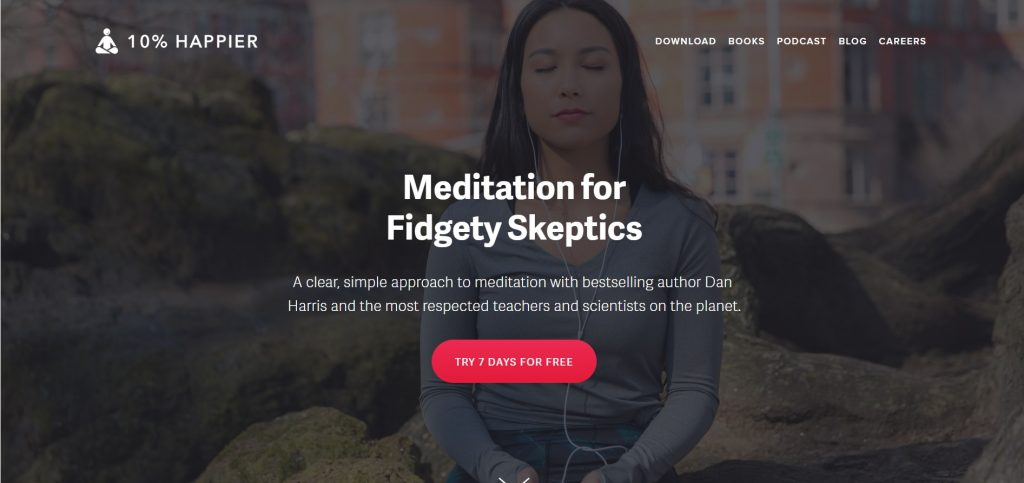 These Six Meditation Apps Will Help Keep You Sane This Holiday