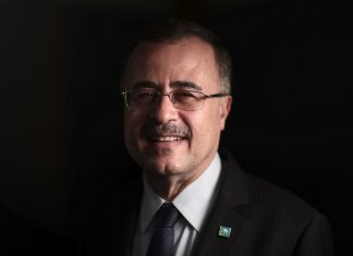 Amin Nasser, Aramco