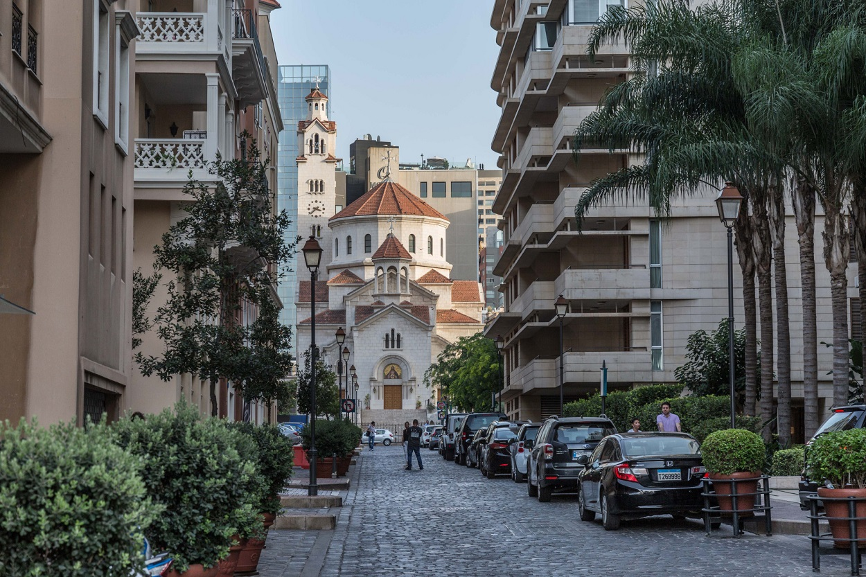 Beirut's Ghost Apartments Are Haunting the Economy