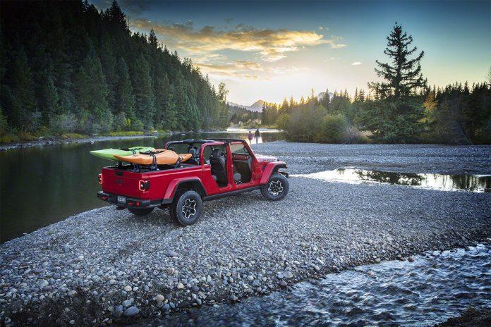 2020 Jeep® Gladiator