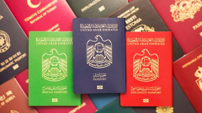Dubai Passport