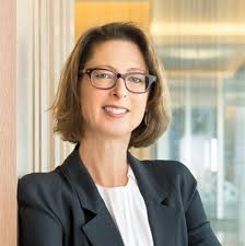 Abigail Johnson, Chairman and CEO of Fidelity Investments