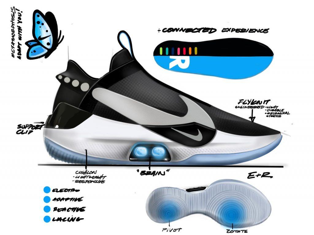 Nike's New $350 Smart Sneaker Will Require Regular Recharging