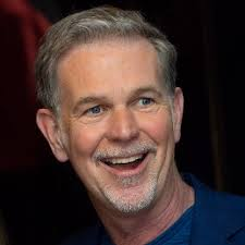 Reed Hastings, Chairman and CEO of Netflix Inc.