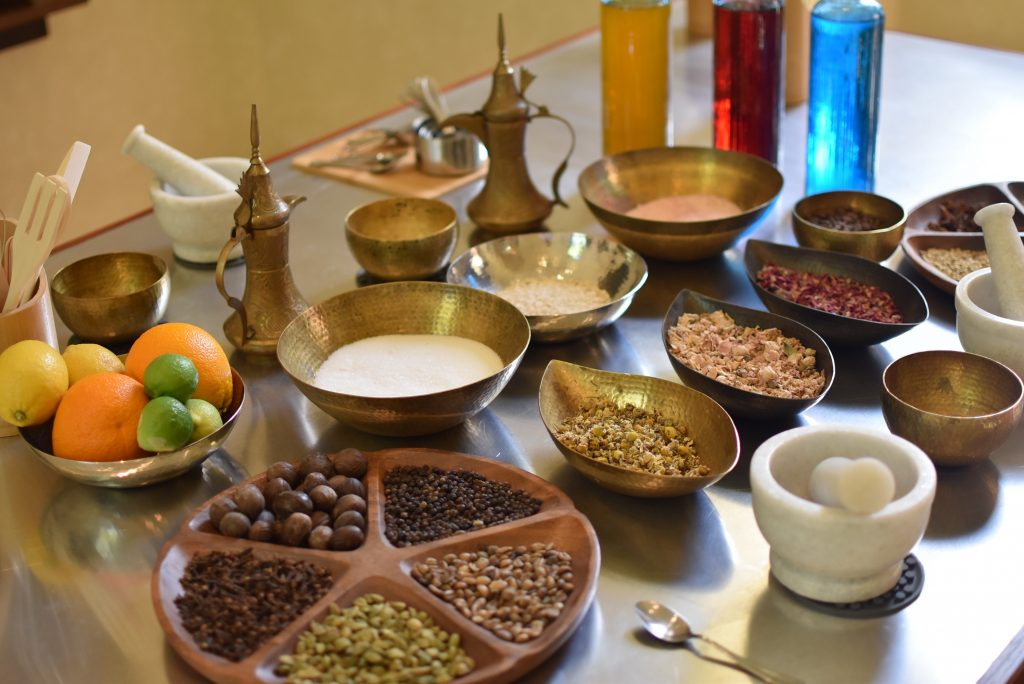 Al Bustan Palace, Oman launches Alchemy Bar Journey at its Six Senses Spa