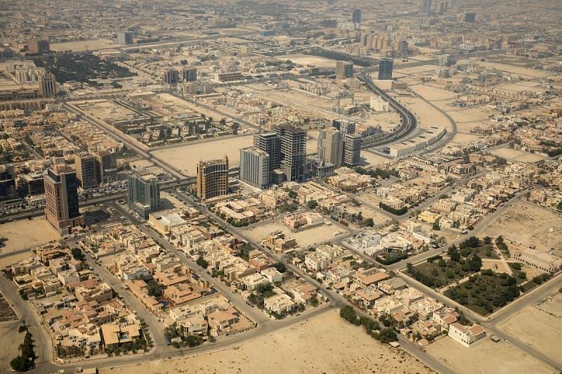 saudi infrastructure
