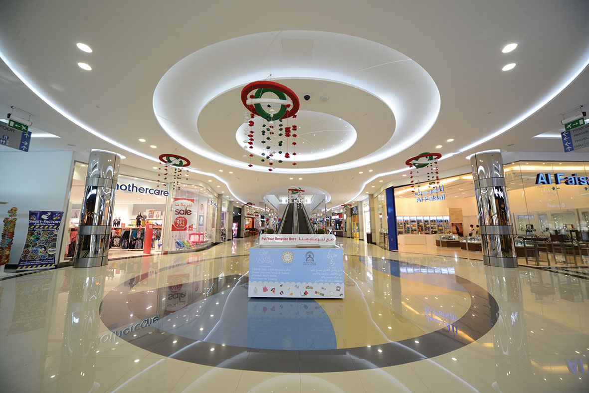 barkha grand center