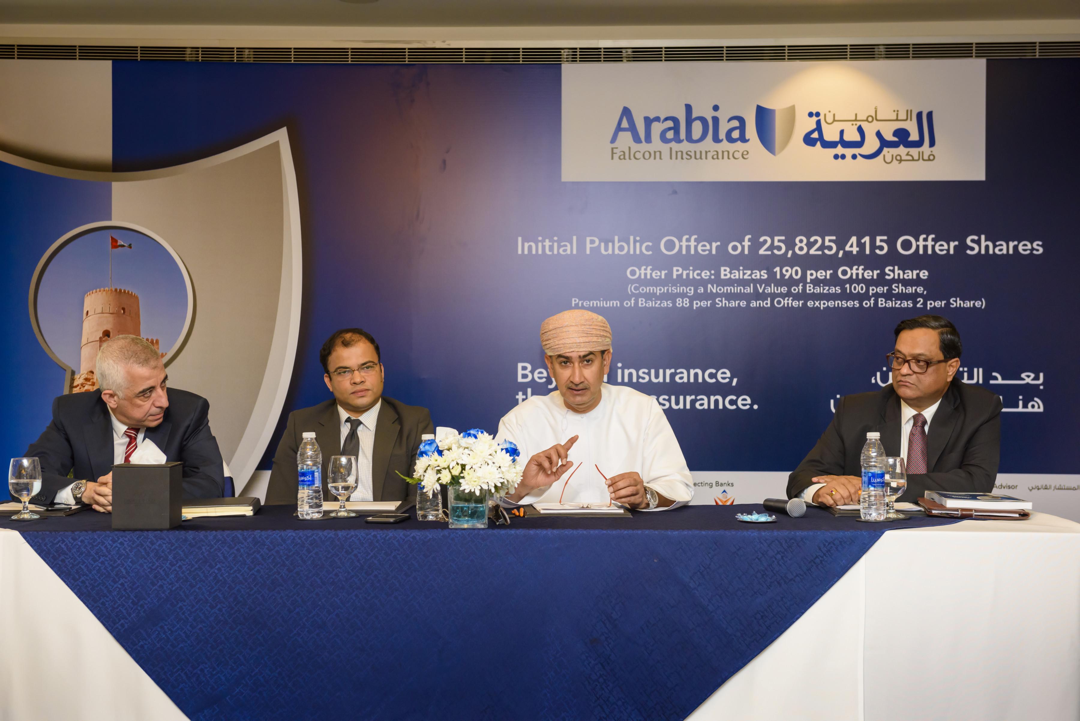 Arabia Falcon Insurance