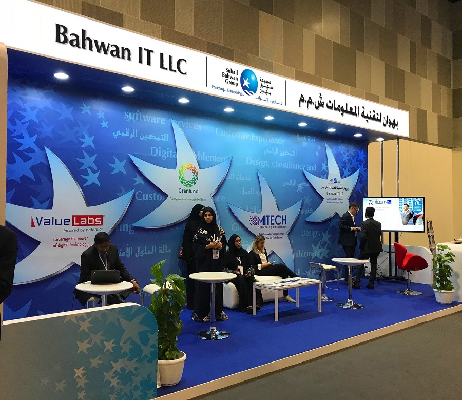 Bahwan IT Showcases New Technologies, Solutions at COMEX