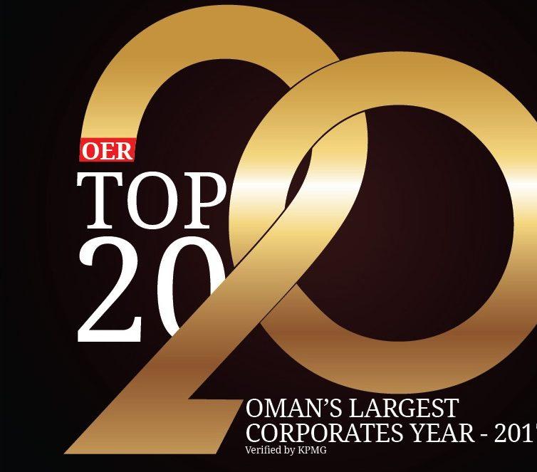 Oman's 20 largest companies post 44 per cent profit growth
