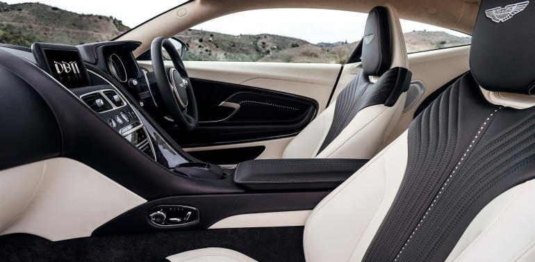 Aston Martin DB11- latest in an illustrious bloodline