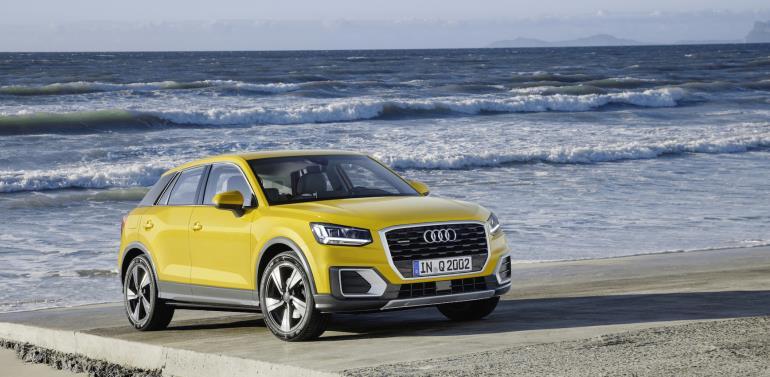 Audi Q2 – Power with attitude