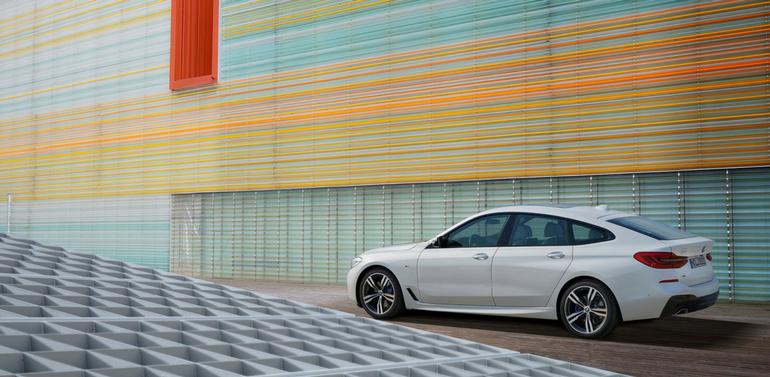 The New BMW 6 Series Gran Turismo
