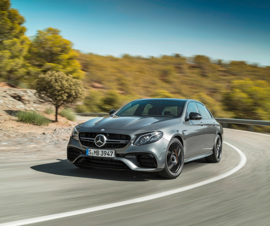 A Class Apart: The all-new Mercedes-AMG E 63 S 4MATIC+
