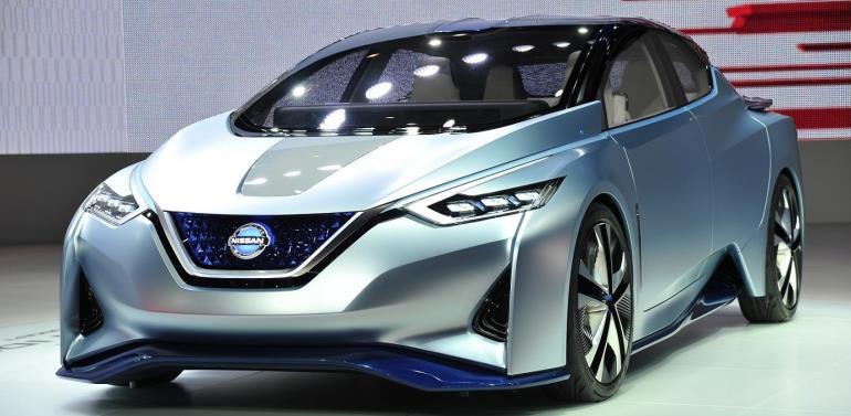 Nissan powers with novel, futuristic models