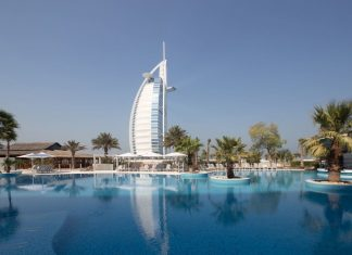 Jumeirah Beach Hotel Leisure Pool