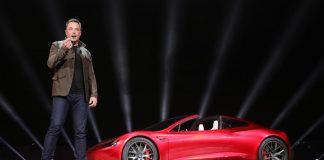 Tesla; Elon Musk