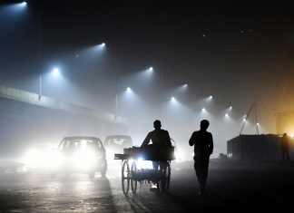 Smog India