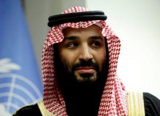 audi Arabia's Crown Prince Mohammed bin Salman