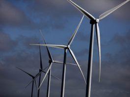 wind turbines; renewable energy