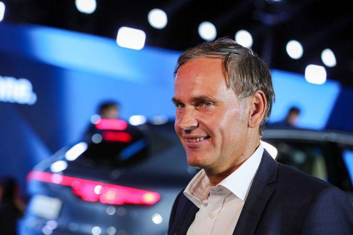 Porsche CEO