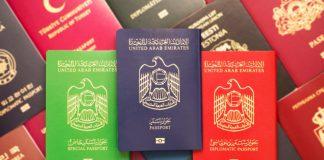 Dubai Passport