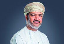 Abdulmalik Al Balushi, CEO of Oman Post