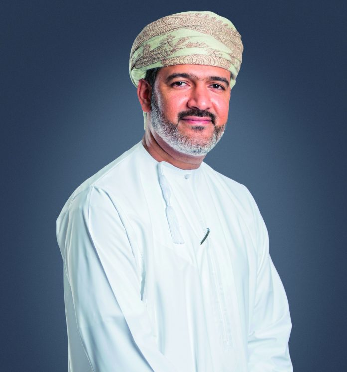 Abdulmalik Al Balushi, CEO of Oman Post