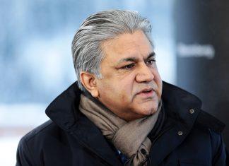 Arif Naqvi, Abraaj