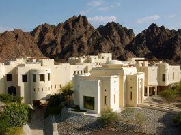 Al Bustan Palace, Oman
