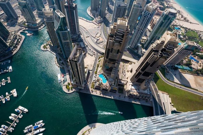 dubai property market; uae real estate developers; property markets;