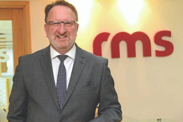 Hugh B.E. Robson, CEO & GM, RMS LLC