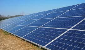 Solar Plant Abu Dabi