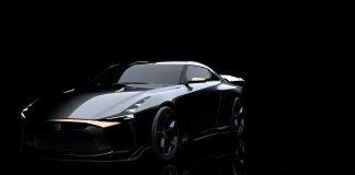 Nissan GT-R50 exterior