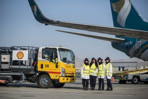 Shell Oman wins Oman Air's aviation fuel contract