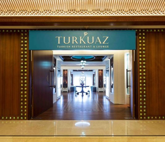 Oman's First Pop Up Turkish Restaurant & Lounge at Al Bustan
