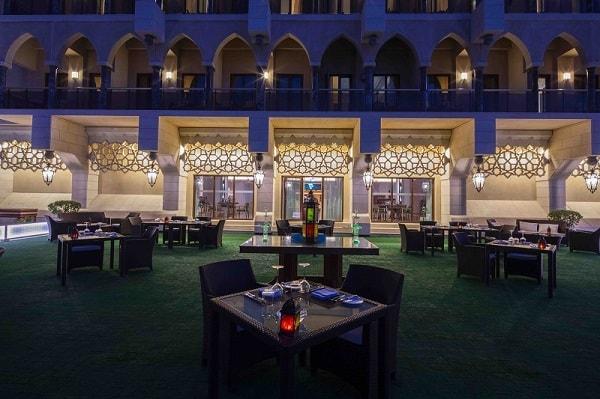 Oman's First Pop Up Turkish Restaurant & Lounge at Al Bustan