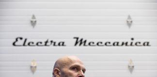 Electra Meccanica CEO