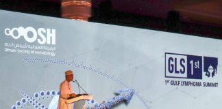 Abdulhakim Al Rawas on non-Hodgkin lymphoma