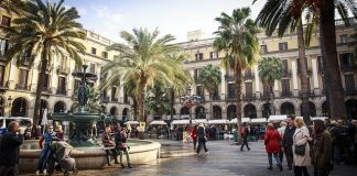 barcelona; travel destinations