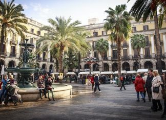 barcelona; travel destinations