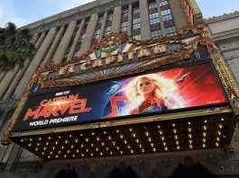 "Los Angeles World Premiere of Marvel Studios' ""Captain Marvel"" at Dolby Theatre"