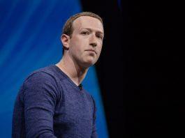 Mark Zuckerberg, chief executive officer and founder of Facebook; Facebook's blockchain