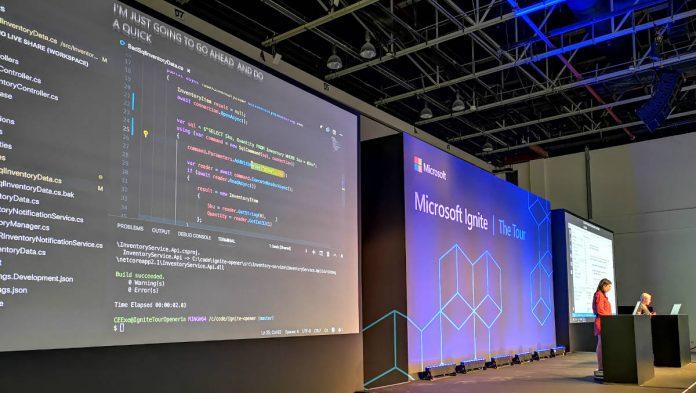 Microsoft Ignite Dubai