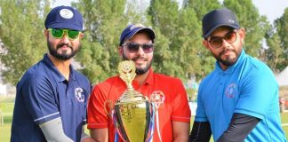 isma cricket tournament