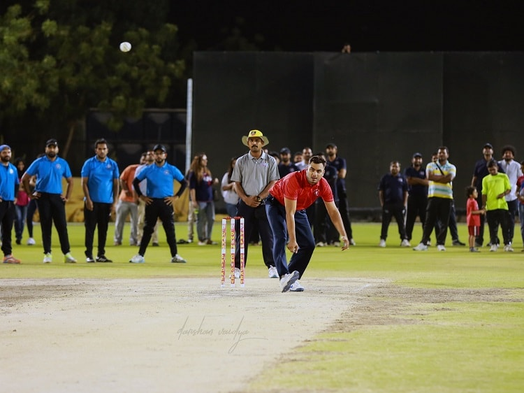 Cricket for a Cause