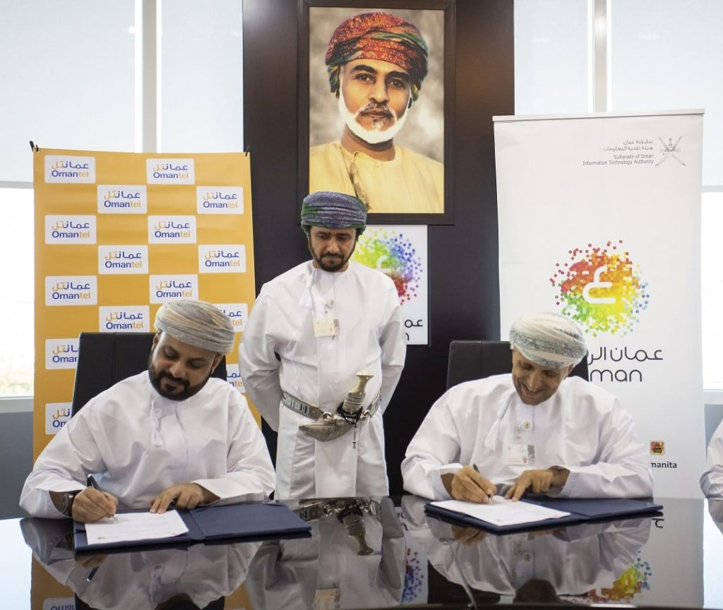 ITA Ties up with Omantel to Implement Smart City Pilot Project