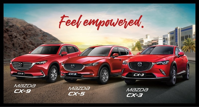 Mazda's New CX Series is in a League of its Own