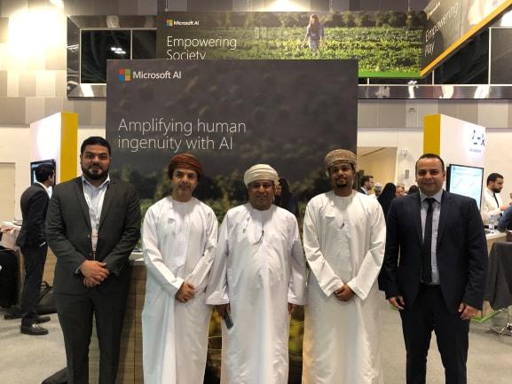 Microsoft to strengthen Oman's technology skill base and entrepreneurial spirit